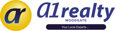 A1 Realty Woodgate - logo